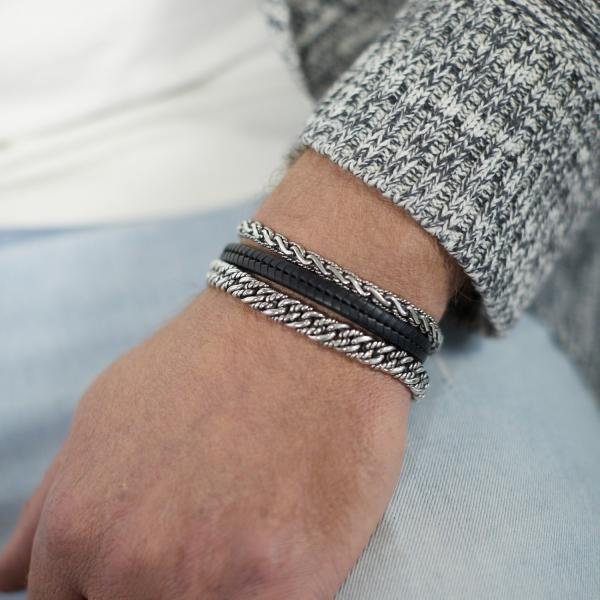 243 Armband Heren LINKED Collectie