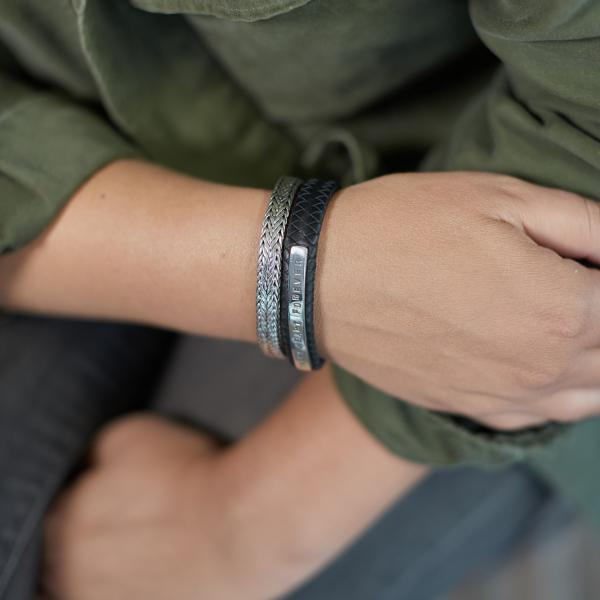 324 Armband Dames ALPHA Collectie