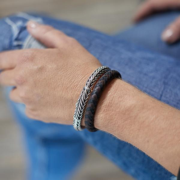 421 Bracelet Dames ZIPP Collectie