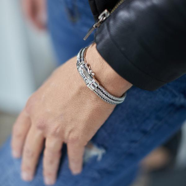 731 Armband Dames WEAVE Collectie