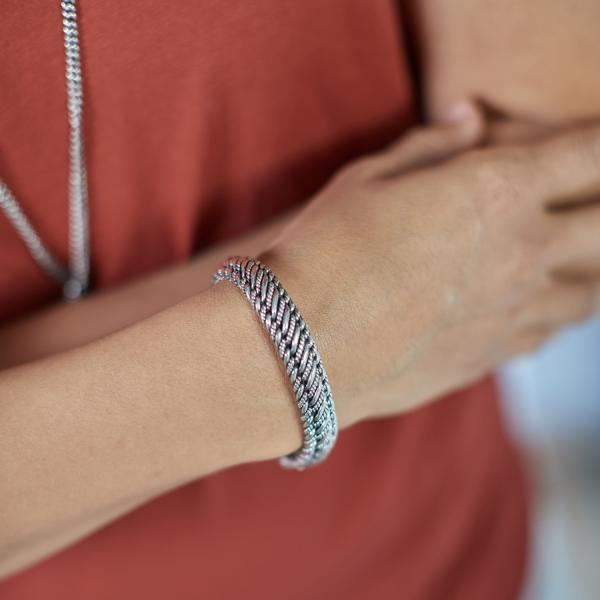 738 Armband Dames WEAVE Collectie