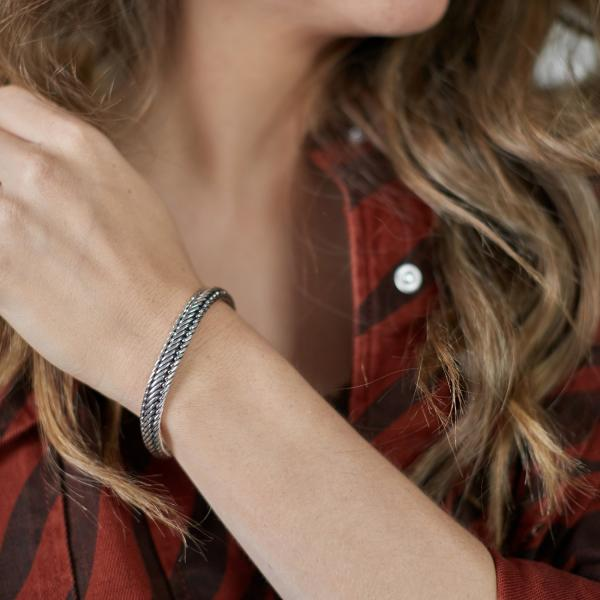 743 Armband Dames WEAVE Collectie