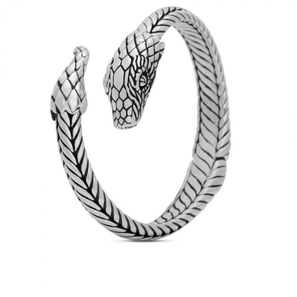 S22 Armband Zilver Fierce Collectie